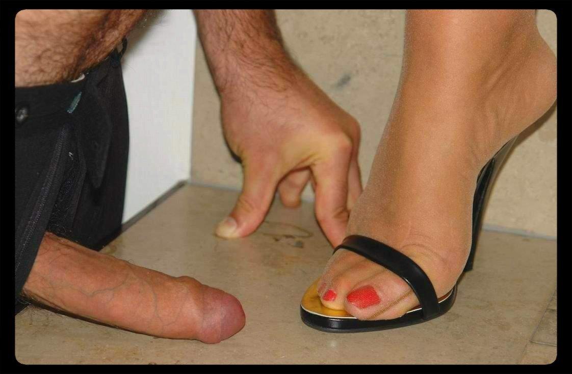 Erotic Foot Fetish