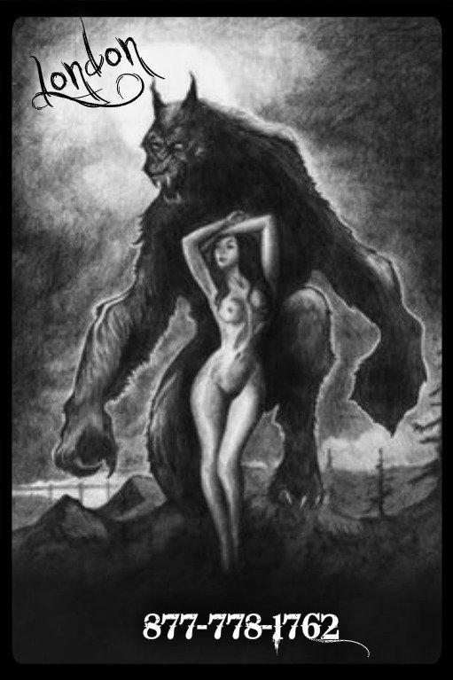 Werewolf Transformation Fetish