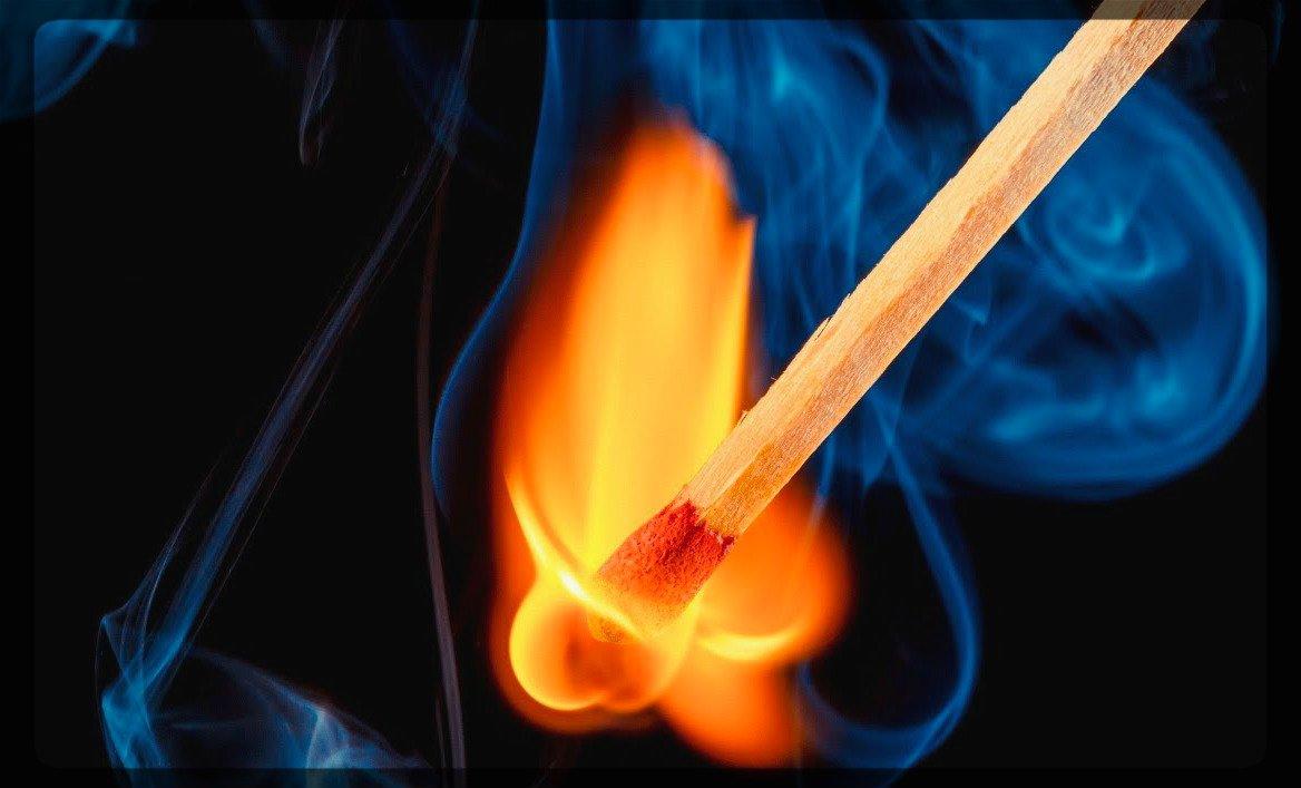 Feel the Fire, Ariel's Pyrophiliac Dream Part One