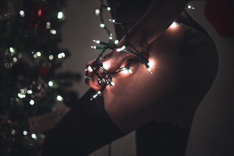 holiday bondage.